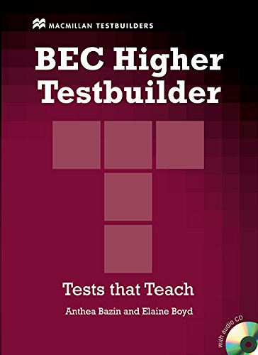 9780230717039: Bec Testbuilder Higher: Student Book Pack