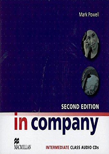 9780230717169: In Company Intermediate (2nd Edition) Class Audio CDs (3)