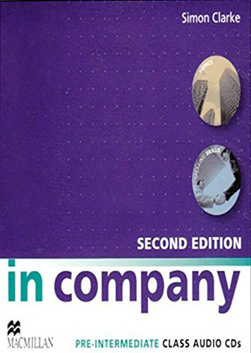 9780230717213: In company pre-intermediate class audio (2 cd's): Class Audio CD