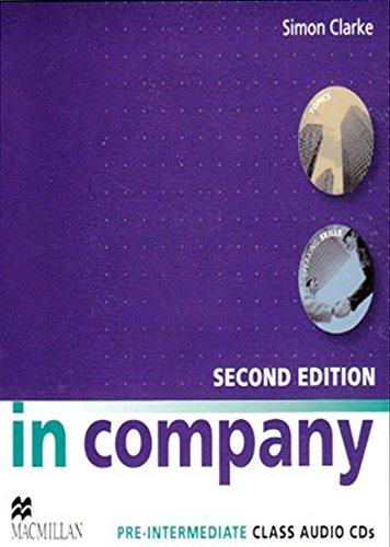 9780230717213: In Company Pre-intermediate: Class Audio CD