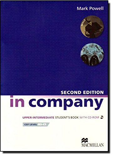 9780230717244: In Company Upper Intermediate Student Book + CDR Pack