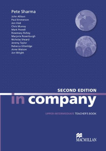 9780230717251: In Company Upper Intermediate Teacher Book