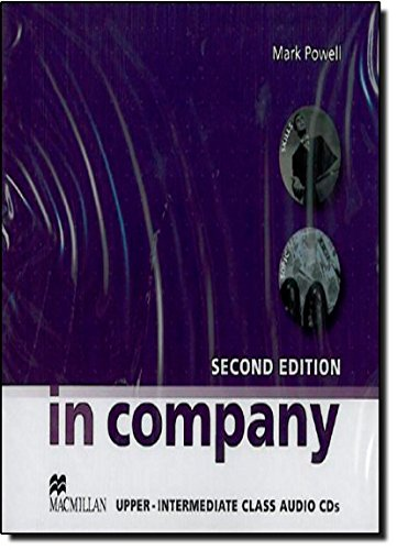 9780230717268: In company upper intermediate class audio (4 cd's)