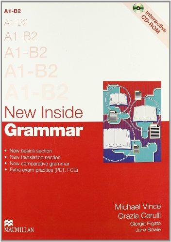 9780230717473: New Inside Grammar Sb CD Rom Pk