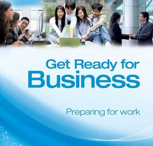 Get Ready for Business Class CD 2: Zemach, Dorothy E.,