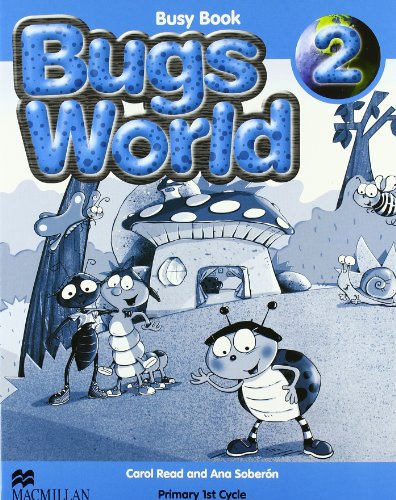 9780230719026: BUGS WORLD 2 Busy Book