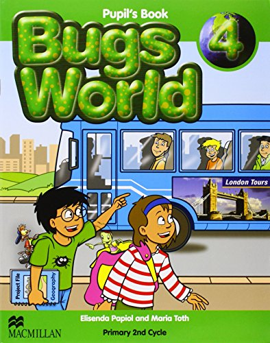 9780230719279: BUGS WORLD 4 Pb