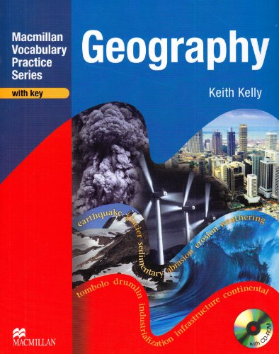 9780230719767: Geography Practice Book + Key + CD-ROM (Vocabulary Practice Series)
