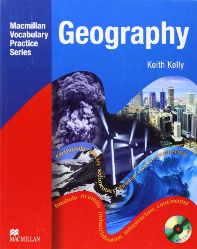 9780230719774: Vocabulary Practice Book: Geography without key Pack (Vocabulary Practice Series)