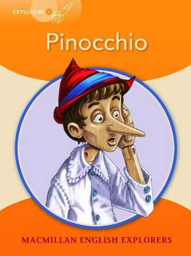 9780230719903: Explorers 4: Pinocchio