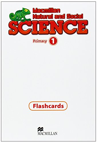 9780230720022: Macmillan Natural & Social Science Level 1 Flashcards (Macmillan Natural and Social Science)