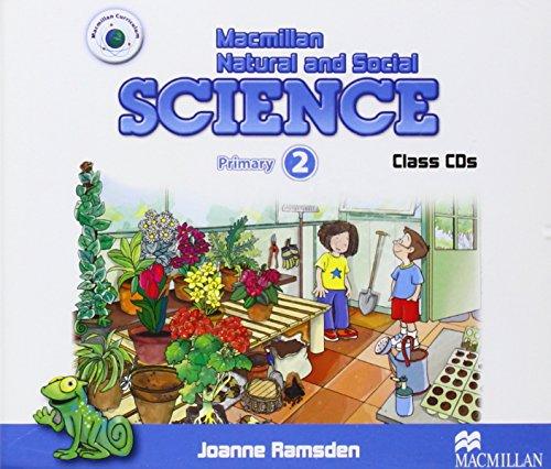 9780230720077: Macmillan Natural And Social Science 2 (+ 2Cd)