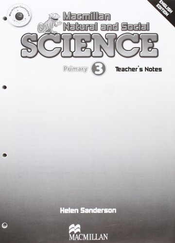 9780230720114: Macmillan Natural & Social Science Level 3 Teacher Notes (Macmillan Natural and Social Science)
