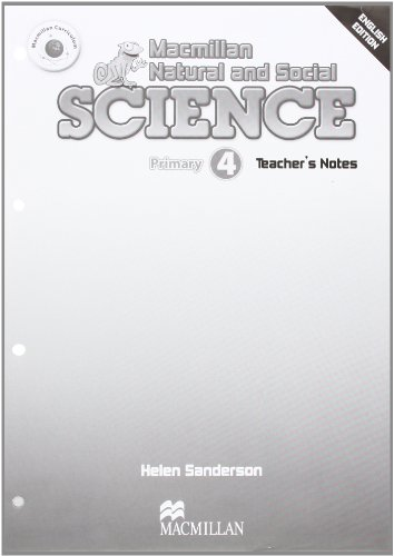 9780230720183: Macmillan Natural & Social Science Level 4 Teacher Notes (Macmillan Natural and Social Science)