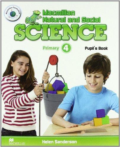 9780230720237: MNS SCIENCE 4 Pb (Macmillan Natural and Social Science)