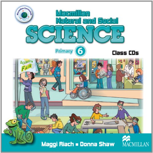 9780230720350: Macmillan Natural and Social Science Level 6 Class Audio CD