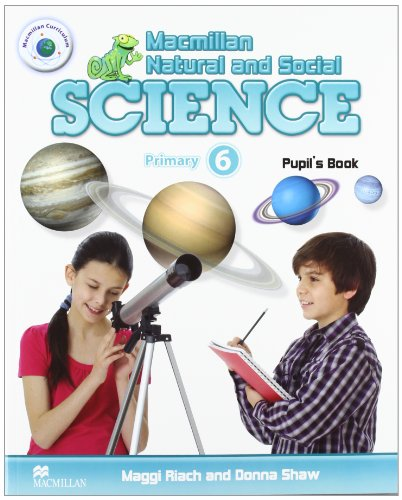 9780230720374: Macmillan Natural and Social Science Pupil's Book Level 6