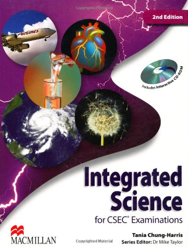 9780230721029: Integrated Science for CSEC Examinations Pack by Tania Chung-Harris (2010-06-30)
