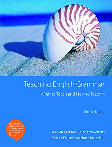 9780230723214: Teaching English Grammar: What to Teach and How to Teach it
