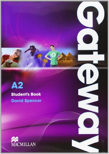 9780230723382: Gateway Level A2: Student's Book