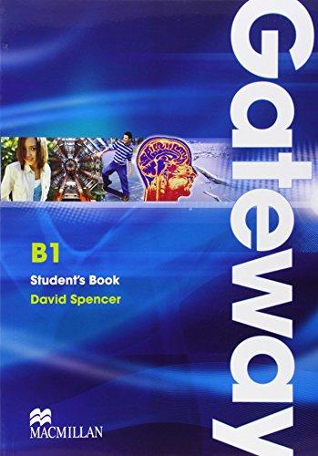 9780230723443: Gateway Level 1 Student's Book Pre-Intermediate B1