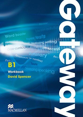 9780230723450: Gateway. B1. Workbook. No key. Ediz. internazionale. Per le Scuole superiori