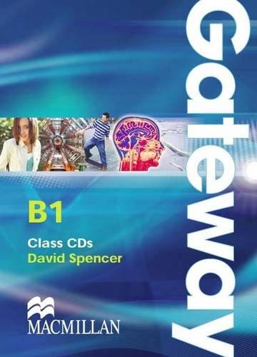 9780230723474: Gateway B1 Class: Audio CD