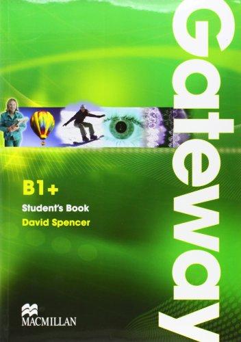 9780230723504: Gateway Level B1+ Students Book