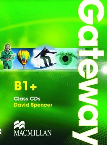 9780230723535: Gateway B1: Class Audio CDs