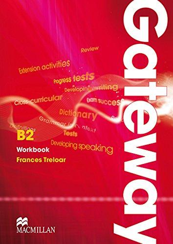 9780230723573: Gateway. B2. Workbook. No key. Ediz. internazionale. Per le Scuole superiori