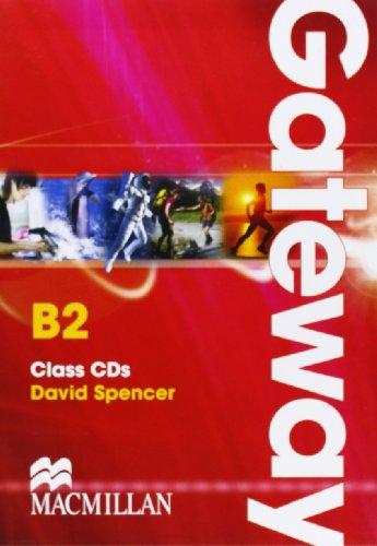 Gateway B2 Class Audio CD: David Spencer