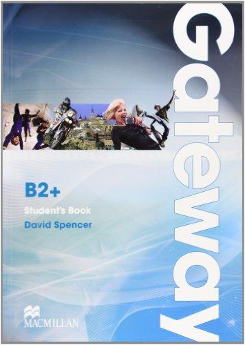 9780230723627: Gateway B2+: Student's Book