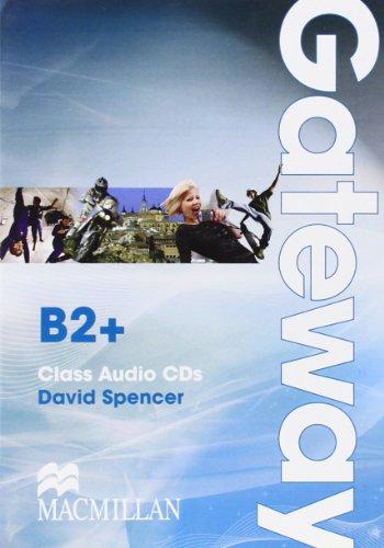 9780230723658: Gateway B2+ Class Audio CDs (2)