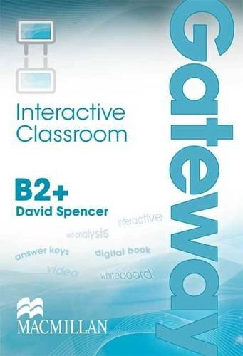 9780230723665: Gateway B2+ Digital Single User: Interactive Classroom DVD ROM