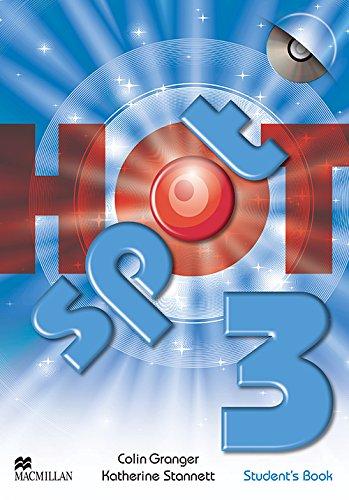 9780230723764: Hot spot. Student's book. Per la Scuola media. Con CD-ROM. Con espansione online: HOT SPOT 3 Sb Pk