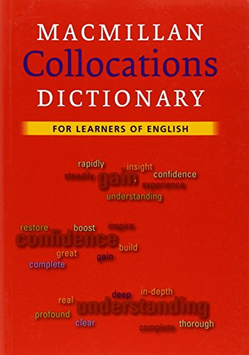 9780230724037: Macmillan Collocations Dictionary for Learners of English