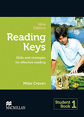 9780230724778: Reading Keys - Student Book 1 - Skills and Strategies for Effective Reading