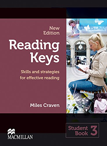9780230724853: Reading Keys New Edition 3 Student Book: Skills and Strategies for Effective Reading