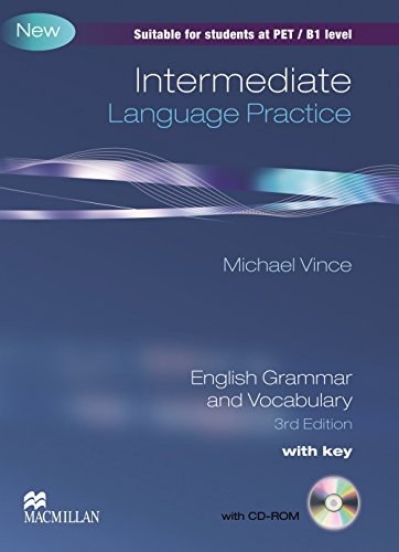 9780230727014: Language practice. Intermediate. Student's book with key. Per le Scuole superiori