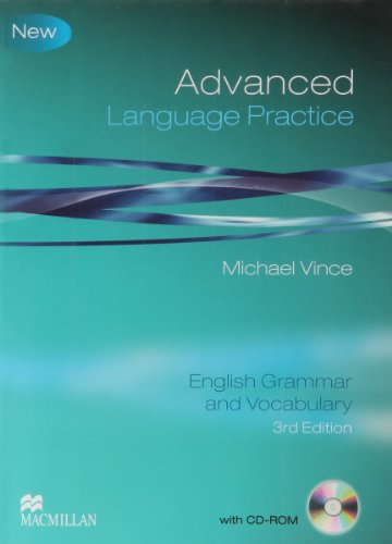 9780230727076: Advanced Language Practice: Student Book Pack Without Key