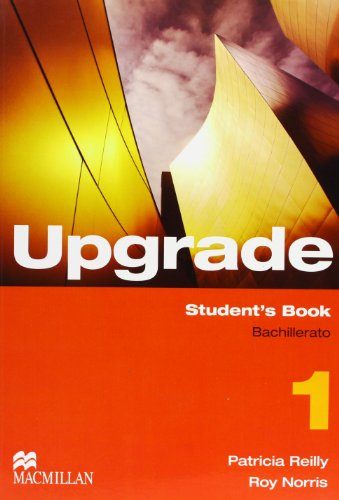 9780230727441: UPGRADE 1 Student's Book Cast - 9780230727441