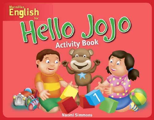 9780230727816: Hello JoJo: Activity Book 1: Work Book 1