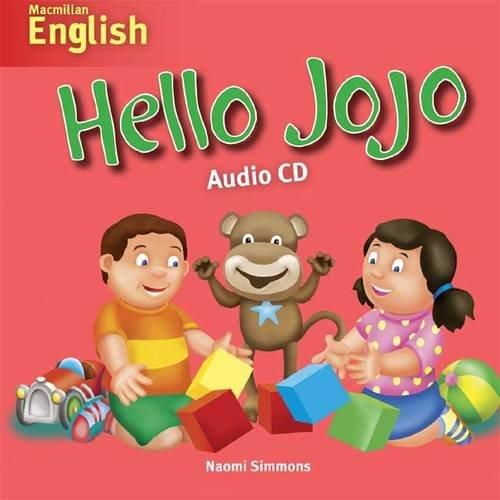 9780230727847: Hello JoJo, Audio CD