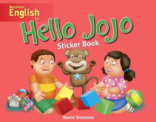 9780230727854: Hello JoJo: Sticker Pack