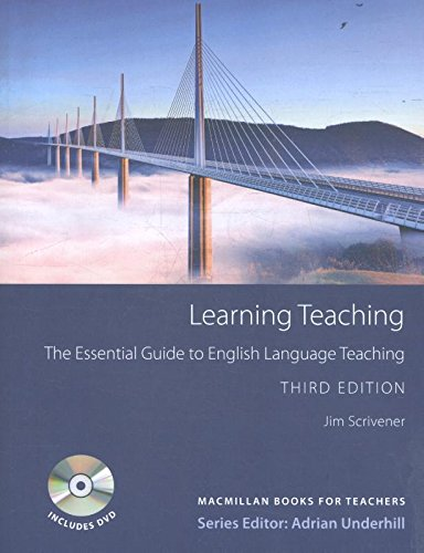 9780230729841: Learning Teaching: The Essential Guide to English Language Teaching [With DVD] (MacMillan Books for Teachers)