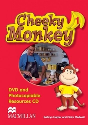 9780230730588: Cheeky Monkey 1