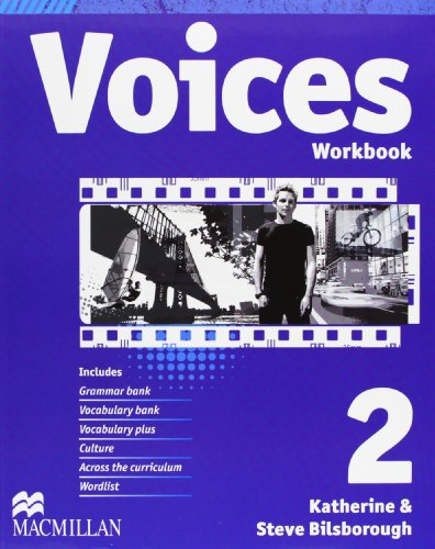 9780230730861: VOICES 2 Wb Pack Eng