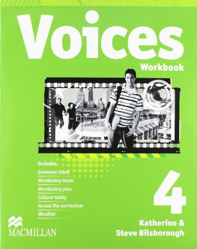 9780230730915: VOICES 4 Wb Pk Eng - 9780230730915