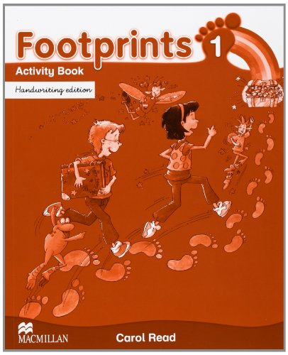9780230732063: FOOTPRINTS 1 Act - Handwriting Edition