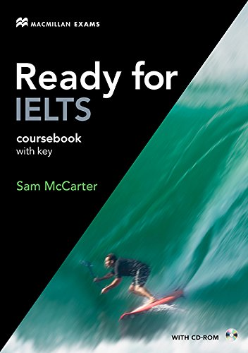 9780230732186: Ready for IELTS Student / Course Book with Key and CD-ROM